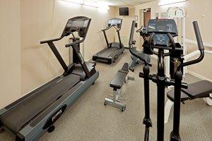 Fitness/ Exercise Room - Holiday Inn Swedesboro
