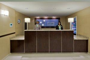 Lobby - Holiday Inn Express Hanover