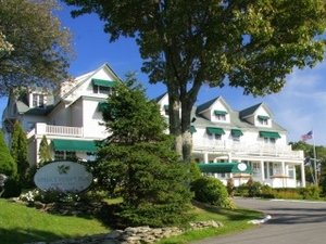 Exterior view - Spruce Point Inn Resort & Spa Boothbay Harbor