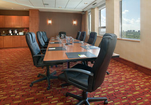Meeting Facilities - Courtyard by Marriott Hotel Downtown Edmonton