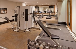 Fitness/ Exercise Room - Crowne Plaza Hotel Gatineau