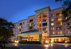 Exterior view - Courtyard by Marriott Hotel Convention Center