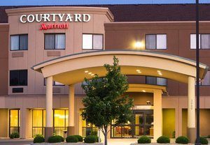 Exterior view - Courtyard by Marriott Hotel Salina