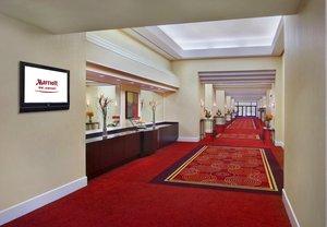 Ballroom - Marriott Hotel BWI Airport Linthicum
