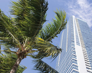 Exterior view - Four Seasons Hotel Miami