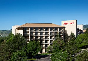 Exterior view - Marriott Hotel Golden