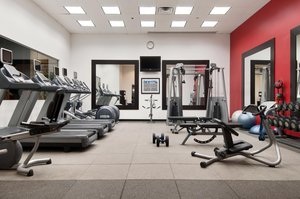 Fitness/ Exercise Room - DoubleTree by Hilton Hotel Airport Philadelphia