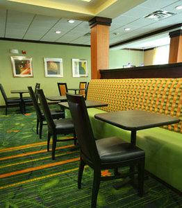 Restaurant - Fairfield Inn & Suites by Marriott White River Junction