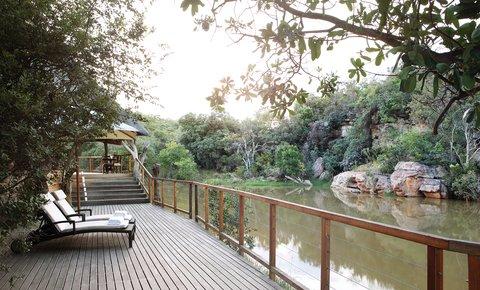 Zulu Camp Deck