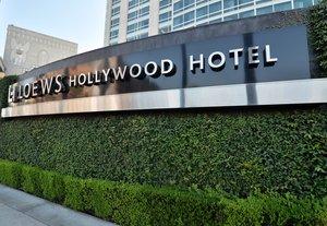 Exterior view - Loews Hollywood Hotel