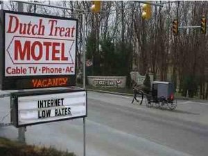 Exterior view - Dutch Treat Motel Ronks