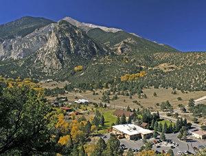 Exterior view - Mt Princeton Hot Springs Resort Nathrop