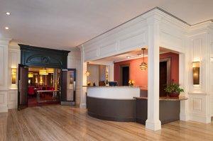 Lobby - Bristol Hotel San Diego