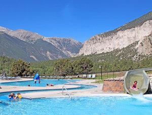 Pool - Mt Princeton Hot Springs Resort Nathrop