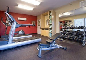 Fitness/ Exercise Room - TownePlace Suites by Marriott Garden City