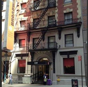 Exterior view - Broadway at Times Square Hotel New York