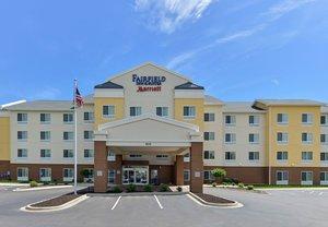 Exterior view - Fairfield Inn & Suites by Marriott Cedar Rapids