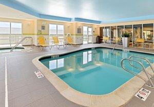 Fitness/ Exercise Room - Fairfield Inn & Suites by Marriott Cedar Rapids