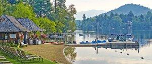 Beach - Mirror Lake Inn Resort & Spa Lake Placid