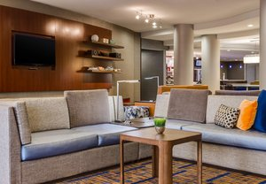 Lobby - Courtyard by Marriott Hotel Ankeny