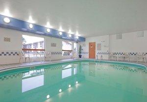 Fitness/ Exercise Room - Fairfield Inn by Marriott Davenport