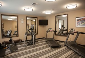 Fitness/ Exercise Room - Candlewood Suites South Alexandria