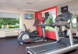 Fitness/ Exercise Room - TownePlace Suites by Marriott Johnston