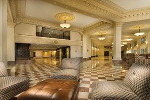 Lobby - Drury Plaza Broadview Hotel Wichita