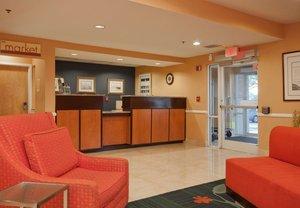 Lobby - Fairfield Inn by Marriott Lafayette