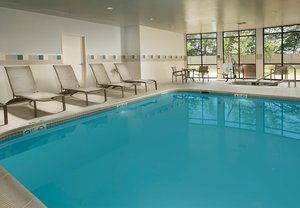 Fitness/ Exercise Room - Courtyard by Marriott Hotel Waldorf