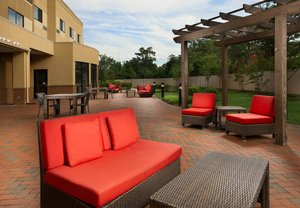 Exterior view - Courtyard by Marriott Hotel Waldorf