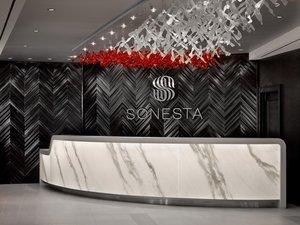 Lobby - Sonesta Hotel Downtown Philadelphia