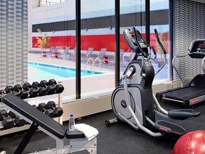 Fitness/ Exercise Room - Sonesta Hotel Downtown Philadelphia
