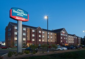 Exterior view - TownePlace Suites by Marriott Dodge City