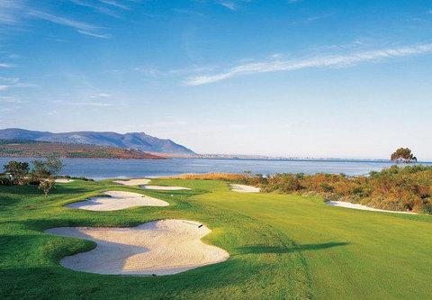 Golf Course ¬タモ 16th Hole