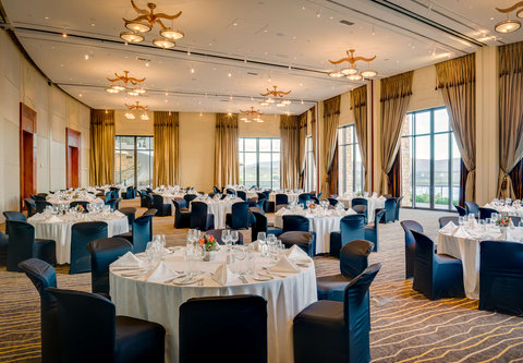 Conference Room ¬タモ Banquet Setup