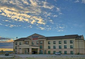 Exterior view - Fairfield Inn & Suites by Marriott Alamosa