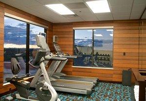 Fitness/ Exercise Room - Fairfield Inn & Suites by Marriott Alamosa
