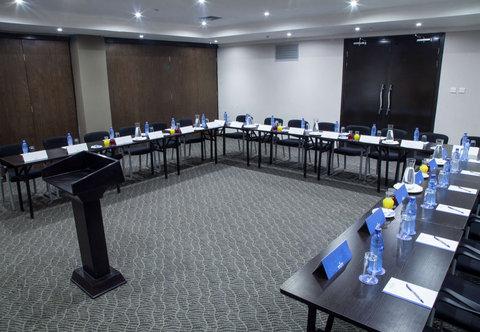 Mitambo Meeting Room - U-Shape Setup