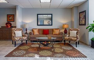 Lobby - Federal City Inn & Suites New Orleans