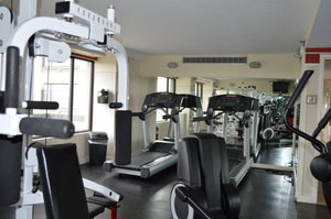 Fitness/ Exercise Room - Park Inn by Radisson Toledo