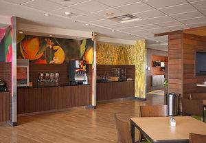 Restaurant - Fairfield Inn & Suites by Marriott Alamosa