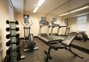 Fitness/ Exercise Room - TownePlace Suites by Marriott Gaithersburg