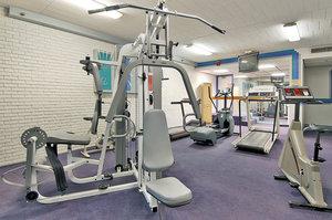 Fitness/ Exercise Room - Millennium Buffalo Airport Hotel Cheektowaga