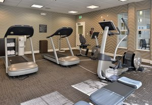 Fitness/ Exercise Room - Residence Inn by Marriott Denver Airport Aurora