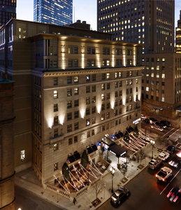 Exterior view - Loews Boston Hotel