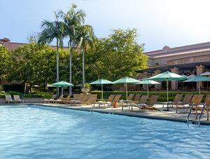 Pool - Langham Huntington Hotel Pasadena