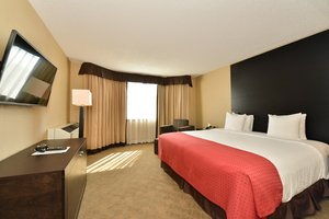 Room - Radisson Hotel & Convention Center Edmonton