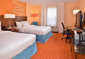 Room - Fairfield Inn & Suites by Marriott Mt Laurel