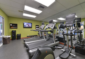 Fitness/ Exercise Room - Fairfield Inn & Suites by Marriott Mt Laurel